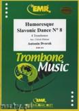 Okładka: Dvořák Antonin, Humoresque & Slawischer Tanz N° 8 - Trombone