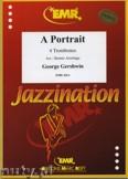 Okładka: Gershwin George, A Portrait  - Trombone