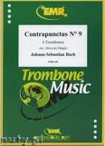 Ok�adka: Bach Johann Sebastian, Contrapunctus N� 9 - Trombone