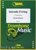 Ok�adka: Dittmar Ulrich, Intrada Fering - Trombone