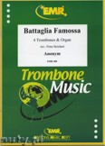 Okładka: Anonim, Battaglia Famossa  - Trombone