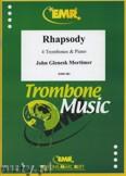 Ok�adka: Mortimer John Glenesk, Rhapsody  - Trombone