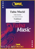 Ok�adka: Schmidt Dankwart, Tuba Muckl for Tuba Quartet