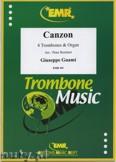 Okładka: Guami Giuseppe, Canzon - Trombone