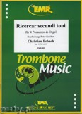 Ok�adka: Erbach Christian, Ricercar Secundi Toni  - Trombone