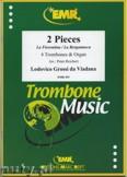 Ok�adka: Viadana Lodovico, 2 St�cke  - Trombone