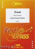 Ok�adka: Michel Jean-Fran�ois, Essai - BRASS ENSAMBLE