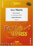 Okładka: Bruckner Anton, Ave Maria  - BRASS ENSAMBLE