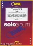 Okładka: Armitage Dennis, Solo Album Vol. 02  - Flute