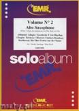 Okładka: Armitage Dennis, Solo Album Vol. 02  - Saxophone