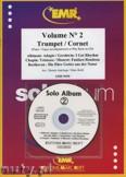 Ok�adka: Armitage Dennis, Solo Album Vol. 02 + CD  - Trumpet