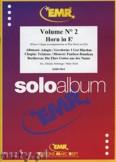 Okładka: Armitage Dennis, Solo Album Vol. 02  - Horn