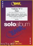 Okładka: Armitage Dennis, Solo Album Vol. 03  - Flute
