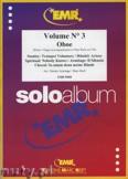 Okładka: Armitage Dennis, Solo Album Vol. 03  - Oboe