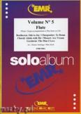 Okładka: Armitage Dennis, Solo Album Vol. 05  - Flute