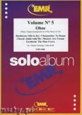 Ok�adka: Armitage Dennis, Solo Album Vol. 05  - Oboe