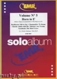 Ok�adka: Armitage Dennis, Solo Album Vol. 05  - Horn