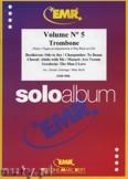 Okładka: Armitage Dennis, Solo Album Vol. 05  - Trombone