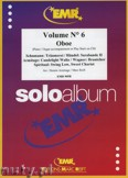 Ok�adka: Armitage Dennis, Solo Album Vol. 06  - Oboe