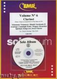 Okładka: Armitage Dennis, Solo Album Vol. 06 + CD  - CLARINET