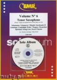 Ok�adka: Armitage Dennis, Solo Album Vol. 06 + CD  - Saxophone