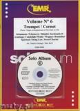 Okładka: Armitage Dennis, Solo Album Vol. 06 + CD  - Trumpet