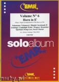 Okładka: Armitage Dennis, Solo Album Vol. 06  - Horn