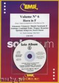 Okładka: Armitage Dennis, Solo Album Vol. 06 + CD  - Horn