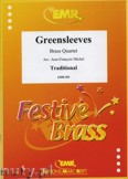 Ok�adka: Anonim, Greensleeves  - BRASS ENSAMBLE
