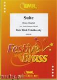 Ok�adka: Czajkowski Piotr, Suite (Michel) - BRASS ENSAMBLE