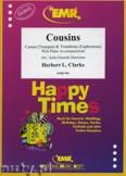 Okładka: Clarke Herbert, Cousins - BRASS ENSAMBLE