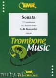 Okładka: Bononcini Giovanni Battista, Sonata  - Trombone