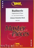 Okładka: Bach Johann Sebastian, Badinerie - Euphonium