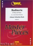 Okładka: Bach Johann Sebastian, Badinerie - Tuba