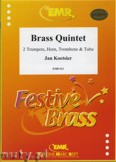 Okładka: Koetsier Jan, Brass Quintett - BRASS ENSAMBLE