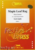 Ok�adka: Joplin Scott, Maple Leaf Rag  - BRASS ENSAMBLE
