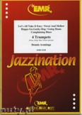 Ok�adka: Armitage Dennis, 4 Trumpets