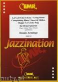 Okładka: Armitage Dennis, Brass Quartet (ARMITAGE: Let's all Take it Easy