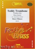 Okładka: Fillmore Henri, Teddy Trombone  - BRASS ENSAMBLE