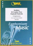 Ok�adka: Michel Jean-Fran�ois, 3 Traditionals - Euphonium