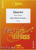 Okładka: Mortimer John Glenesk, Quartet - BRASS ENSAMBLE