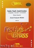 Okładka: Michel Jean-François, Suite Sud-américaine - BRASS ENSAMBLE