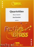 Ok�adka: Koetsier Jan, Quartettino - BRASS ENSAMBLE
