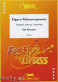 Okładka: Koetsier Jan, Figaro-Metamorphosen - BRASS ENSAMBLE