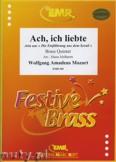Okładka: Mozart Wolfgang Amadeusz, Aria: Ach, Ich Liebte - BRASS ENSAMBLE