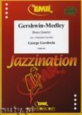 Ok�adka: Gavillet Christian, Gershwin's Medley - BRASS ENSAMBLE