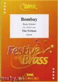 Okładka: Parham Tiny, Bombay  - BRASS ENSAMBLE