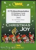 Ok�adka: Michel Jean-Fran�ois, 32 Weihnachtsmelodien (Score)