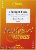 Okładka: Purcell Henry, Trumpet Tune für 3 Trompeten, 3 Posaunen und Pauken