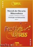 Okładka: Reitzenstein Christoph Von, Marsch der Bavaria - Blechbläsersolisten